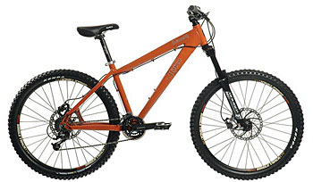 FREERIDE HARDTAIL