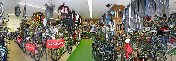 panorama Maniac bike