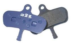 Brzdové destičky A2Z Fastop Avid Code