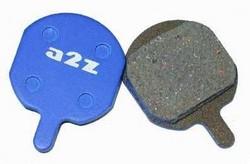 Brzdové destičky A2Z Fastop Hayes MX-2 mechanical