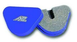 Brzdové destičky A2Z Fastop Diatech mechanical