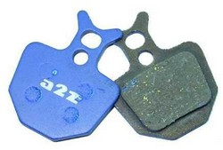 Brzdové destičky A2Z Fastop Formula ORO hydraulic