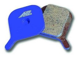Brzdové destičky A2Z Fastop Cannondale Coda