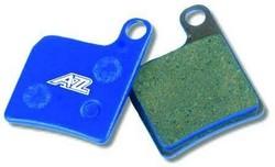Brzdové destičky A2Z Fastop Ginat MPH 2001-2003