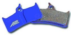 Brzdové destičky A2Z Fastop Shimano XT BR-M755/Grimeca system 8