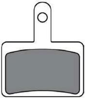 Brzdové destičky Goldfren Shimano Deore/BR-M515 mechanical