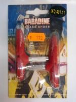 Brzdové špalky Baradine IKO-401.11