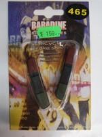 Brzdové boťičky Baradine 465