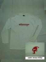 Tričko s dlouhým rukávem Shaman Racing