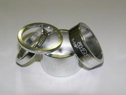 Distanční podložky A2Z, stříbrná
