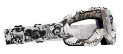 MX / sjezdové brýle Spy Alloy MX white