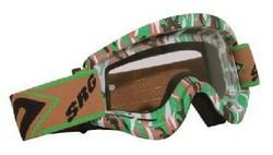 Brýle MX / sjezdové Shot Contest goggles dětské FOREST