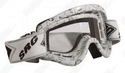 Brýle MX / sjezdové Shot Contest goggles dospělé BUBBLE (aqua)