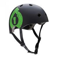 Přilba SixSixOne Lid Icon, black-green