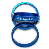 Distanční podložky Aerozine, modrá