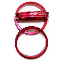 Distanční podložky Aerozine, červená