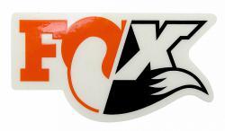 Nálepka Fox Racing 40YR 9cm