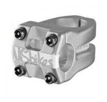 Představec NS Bikes Quark Pro CNC LTD 2013, mac silver