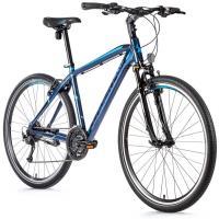 Crossové kolo Leader Fox Toscana 2021, tmavě modrá